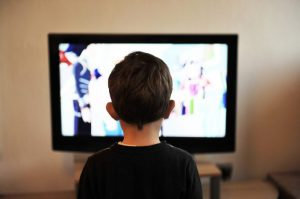 Watching TV too close hurts your eyes US children tv child television home 300x199 - Watching TV too close hurts your eyes -US-children-tv-child-television-home