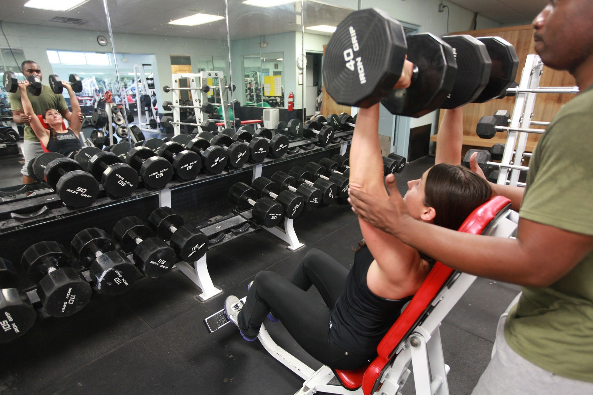 Lifting weights - Most Common Misconceptions About Lifting Heavy Weights