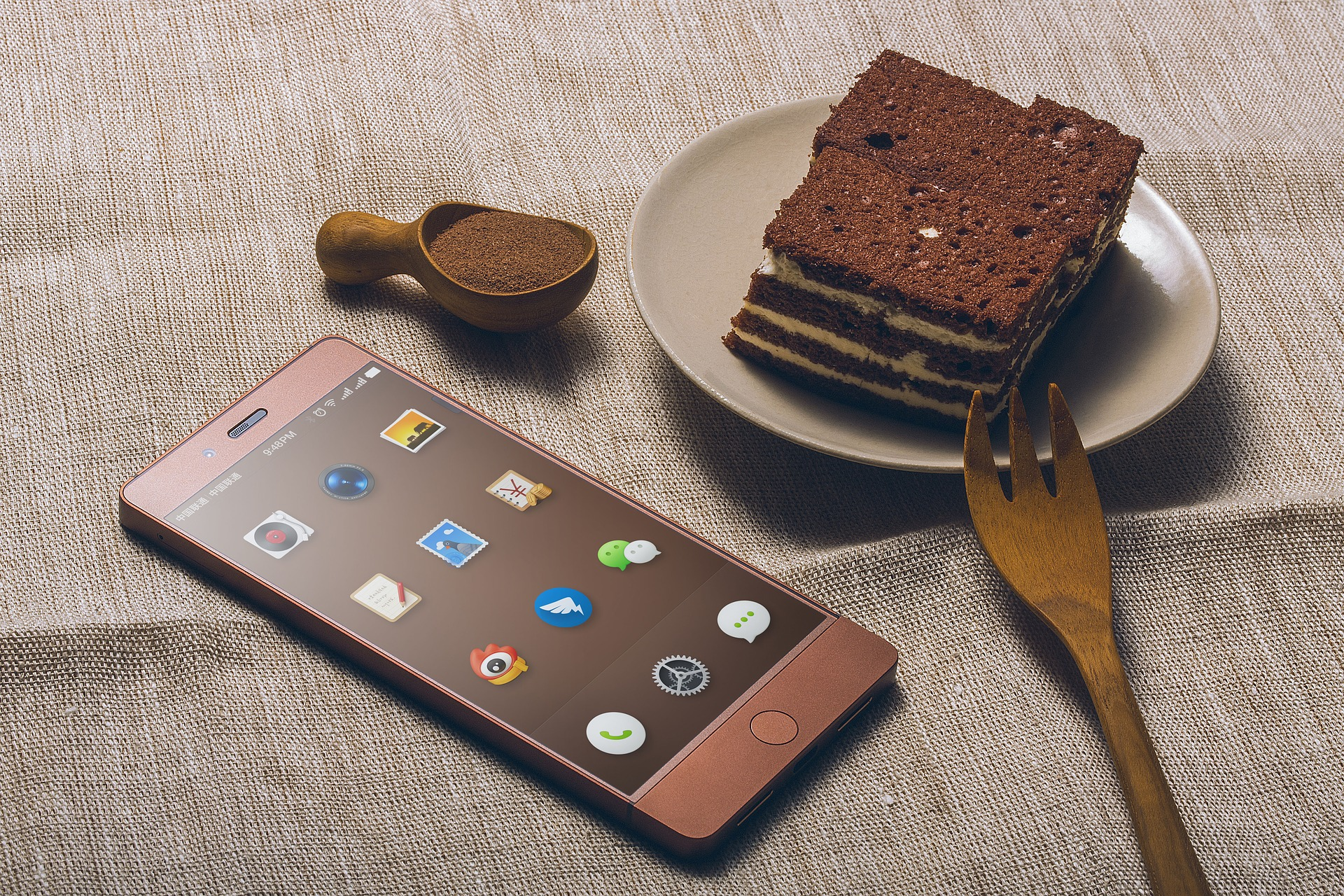 cake - 4 Best Weight Tracking and Weight Loss Apps for iOS and Android